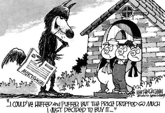 Cartoon-3-pigs