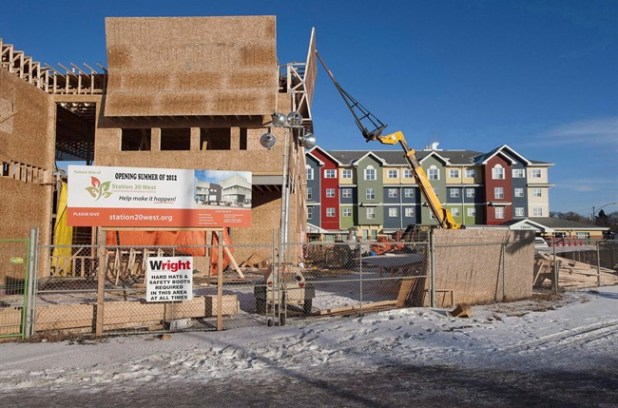 Phasing out CMHC insurance?