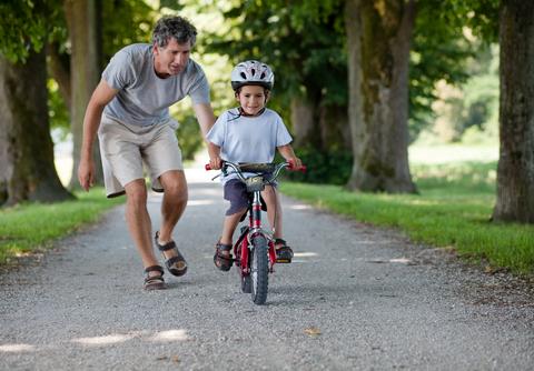 Learnign to Ride a Bike